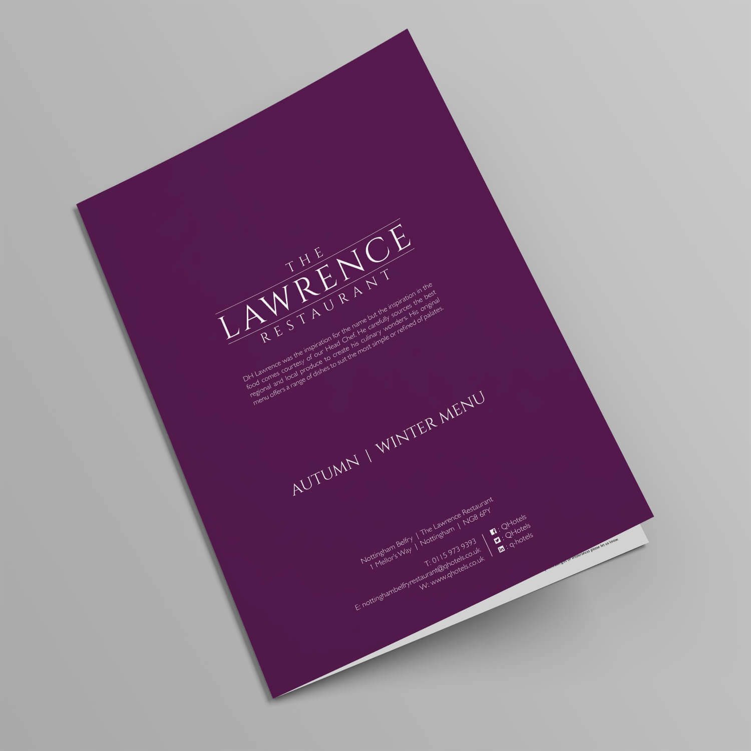 The Lawrence Restaurant 1